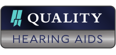 quality hearing aids logo